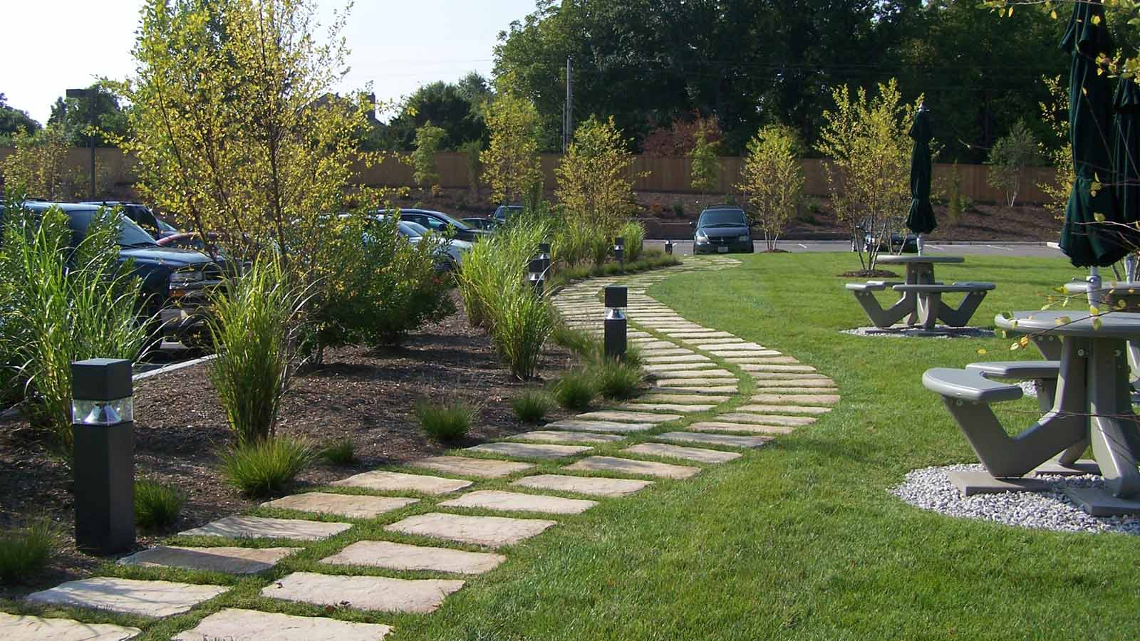Commercial Landscaping-Mesquite TX Landscape Designs & Outdoor Living Areas-We offer Landscape Design, Outdoor Patios & Pergolas, Outdoor Living Spaces, Stonescapes, Residential & Commercial Landscaping, Irrigation Installation & Repairs, Drainage Systems, Landscape Lighting, Outdoor Living Spaces, Tree Service, Lawn Service, and more.