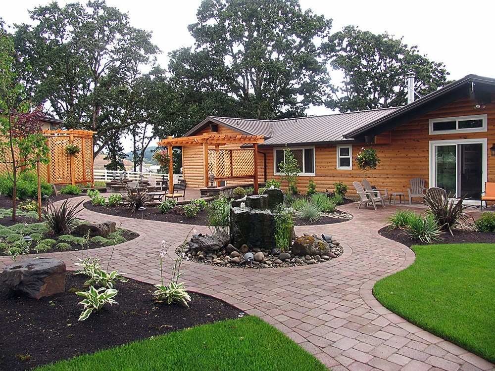 Landscape Design & Installation-Mesquite TX Landscape Designs & Outdoor Living Areas-We offer Landscape Design, Outdoor Patios & Pergolas, Outdoor Living Spaces, Stonescapes, Residential & Commercial Landscaping, Irrigation Installation & Repairs, Drainage Systems, Landscape Lighting, Outdoor Living Spaces, Tree Service, Lawn Service, and more.