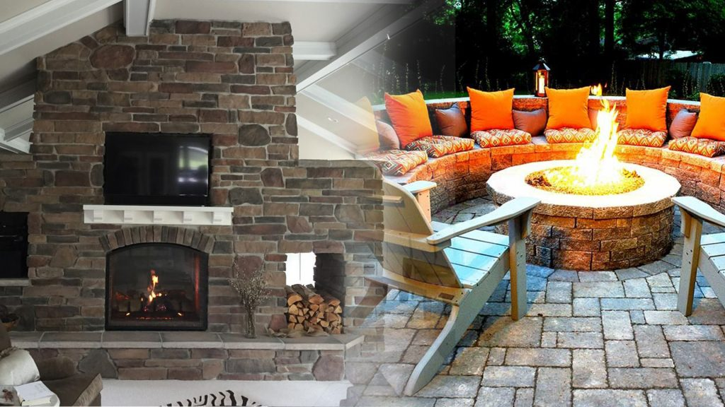 Outdoor Fireplaces & Fire Pits-Mesquite TX Landscape Designs & Outdoor Living Areas-We offer Landscape Design, Outdoor Patios & Pergolas, Outdoor Living Spaces, Stonescapes, Residential & Commercial Landscaping, Irrigation Installation & Repairs, Drainage Systems, Landscape Lighting, Outdoor Living Spaces, Tree Service, Lawn Service, and more.