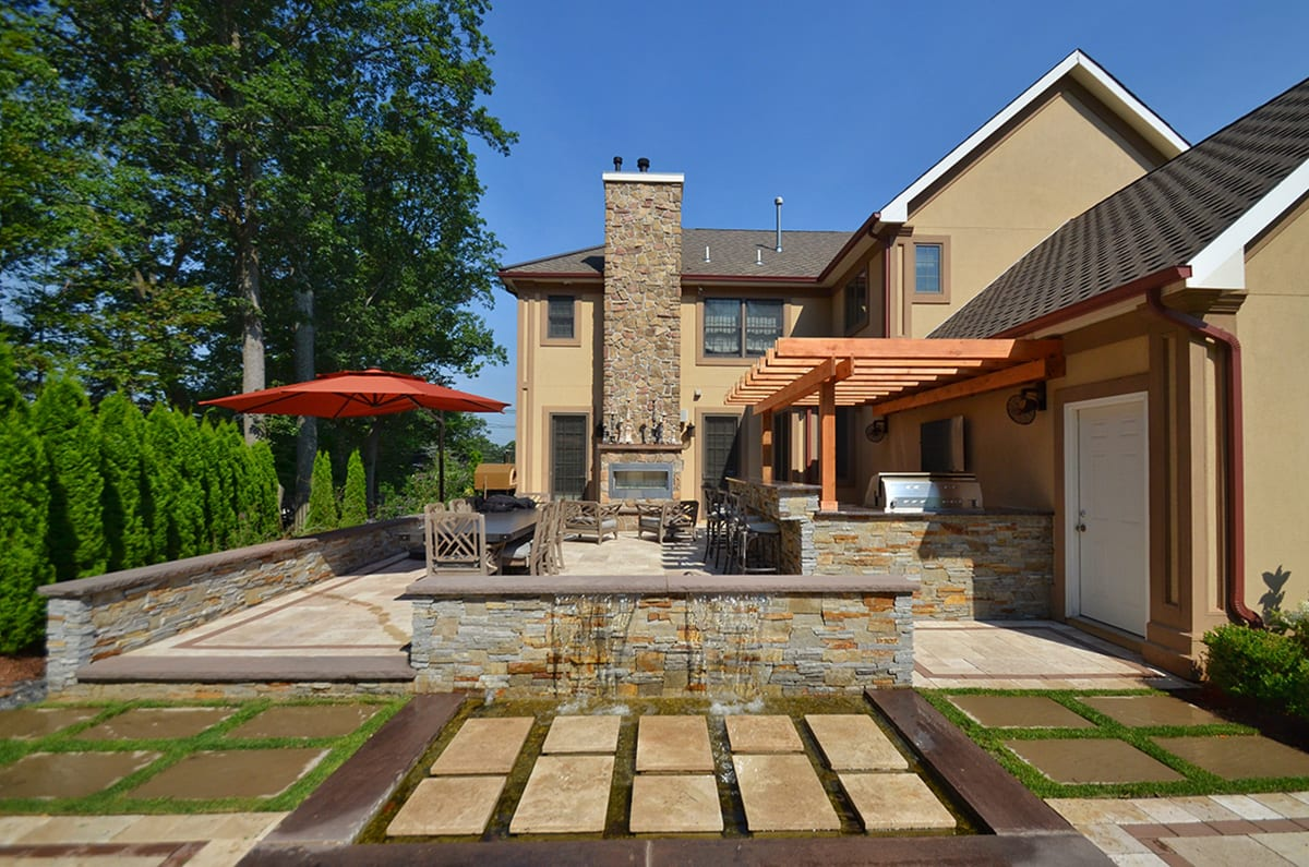 Residential Outdoor Living Spaces-Mesquite TX Landscape Designs & Outdoor Living Areas-We offer Landscape Design, Outdoor Patios & Pergolas, Outdoor Living Spaces, Stonescapes, Residential & Commercial Landscaping, Irrigation Installation & Repairs, Drainage Systems, Landscape Lighting, Outdoor Living Spaces, Tree Service, Lawn Service, and more.