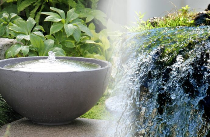 Water Features & Water Falls-Mesquite TX Landscape Designs & Outdoor Living Areas-We offer Landscape Design, Outdoor Patios & Pergolas, Outdoor Living Spaces, Stonescapes, Residential & Commercial Landscaping, Irrigation Installation & Repairs, Drainage Systems, Landscape Lighting, Outdoor Living Spaces, Tree Service, Lawn Service, and more.